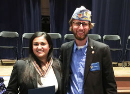 Joshi Wins State Oratorical Program