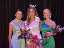 Olivia Bell Crowned Miss DWS