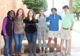 Academic Bowl Competes at Andrew College Competition