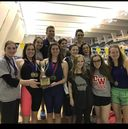 Lady Knight Swim Team Wins State for 3rd Consecutive Year