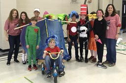 Odyssey of the Mind Teams Win 1st in Regionals
