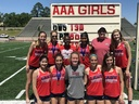 Girls Track Wins State; Boys Finish 2nd