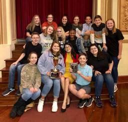 One Act Play Wins Region
