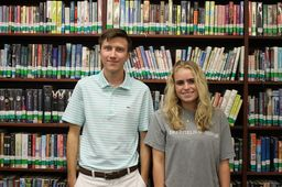 Stafford, Swan Named National Merit Commended