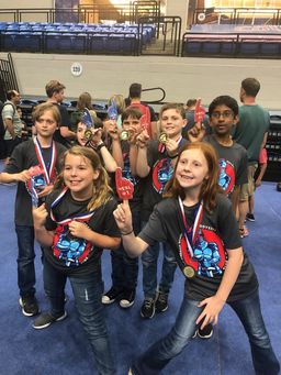Odyssey of the Mind Teams Compete in State Finals