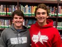Football Knights Receive Recognition