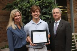 Middleton Named 2021 National Merit Commended Student