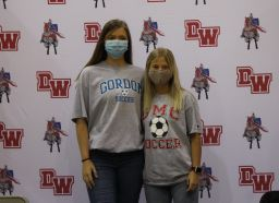 Joslin & Roberts Commit to College Soccer Programs