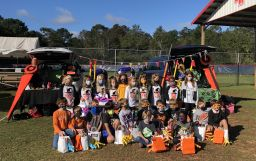 Lower School Has A Spook-tacular Time!