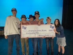 Southern Sounds Wins Knights Got Talent